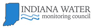Indiana Water Monitoring Council logo
