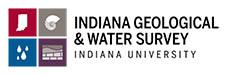 Indiana Geological & Water Survey Logo