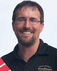 Dr. Keith Cherkauer